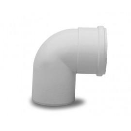 Отвод полипропиленовый 87°, диам. 125 мм, HT Baxi (KHG71409441)